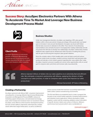 Accuspec Case Study Preview