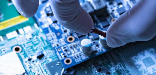 electronics manufacturing marketing