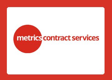 Metrics Contract Services Logo